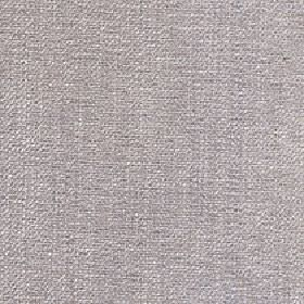 Gecko - Opal Grey - Linen and polyester blend threads in light grey and white woven together into a fabric with no other pattern