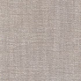 Gecko - Feather Grey - Light grey and cream coloured linen and polyester blend threads woven together into a fabric with no other pattern