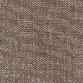 Gecko - Chinchilla - Plain linen and polyester blend fabric made in brown-grey with a few subtle white flecks