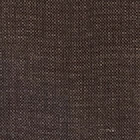 Gecko - Cub - Dark shades of brown and off-white woven together into a slightly flecked fabric blended from linen and polyester