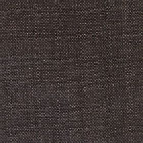 Gecko - Cocoa - Lead grey coloured linen and polyester blend fabric finished with a subtle, slightly flecked effect