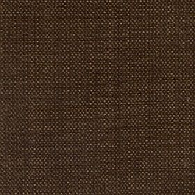 Gecko - Kangaroo - A few coffee coloured threads woven into a chocolate brown coloured fabric blended from a mixture of linen and polyester