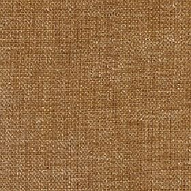 Gecko - Harvest Gold - Cork coloured linen and polyester blend fabric woven with a few threads in light cream