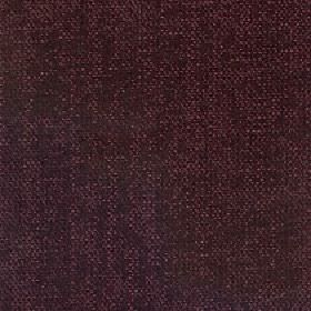 Gecko - Fig - Dark shades of maroon and purple combined to create a slightly patchy fabric blended from linen and polyester