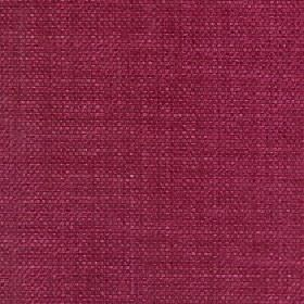 Gecko - Heather Rose - Bright raspberry coloured linen and polyester blend fabric