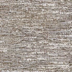 Lombard - Zinc - Cotton, polyester and viscose blend fabric made in white, light grey and beige shades, woven with a streaky, speckled finish