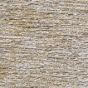 Lombard - Oyster - Slightly streaky, speckled fabric woven from a blend of cotton, polyester and viscose in white, pale grey and light brown