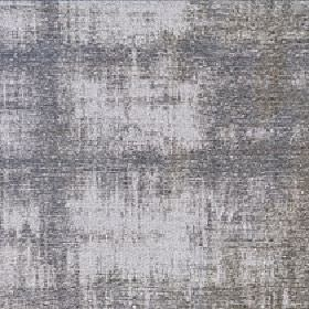 Hayworth - Feather Grey - Viscose and cotton blend fabric made with a patchy effect in several different shades of grey