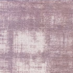 Hayworth - Blush - Pale grey and lilac coloured patches covering fabric blended from viscose and cotton