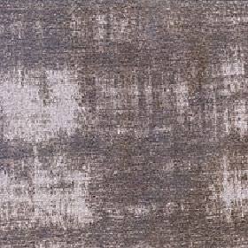 Hayworth - Truffle - Light and dark shades of grey making up a patchily coloured effect on fabric made with a mixed viscose & cotton content
