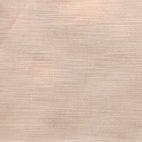 Halo - Parchment - Fabric made from light pink-brown and cream coloured 100% polyester, featuring a subtle horizontal streak pttern