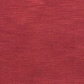 Halo - Poppy Red - Claret coloured fabric made with a horizontal streaked effect and a 100% polyester content