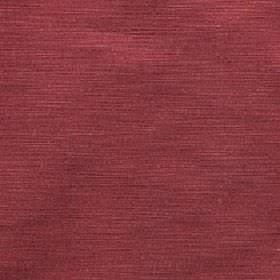 Halo - Cherry - Burgundy coloured 100% polyester fabric finished with some very slightly darker horizontal streaks