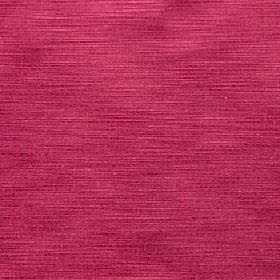 Halo - Sangria - Bright cerise pink fabric made entirely from polyester with a few subtle horizontal streaks in a slightly darker shade