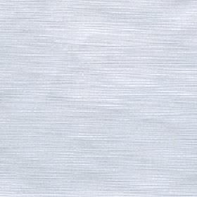 Halo - Chrome - White 100% polyester fabric made with subtle horizontal streaks in a very light shade of grey