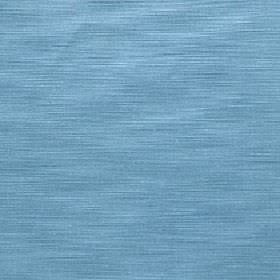 Halo - Turquoise - Bright cobalt coloured fabric made with a few lighter horizontal streaks and a 100% polyester content