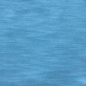 Halo - Peacock - Aquamarine coloured 100% polyester fabric made with a very bright, slightly streaky finish