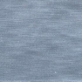 Halo - Metal - Dusky blue-grey coloured 100% polyester fabric featuring a few horizontal streaks in a slightly lighter shade