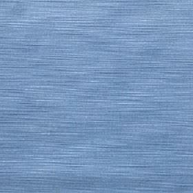 Halo - Mineral Blue - Fabric made from 100% polyester with a streaky horizontal design in light and cobalt shades of blue