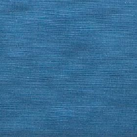 Halo - Lyons Blue - Some light blue coloured streaks making a subtle horizontal design on fabric made from 100% polyester in dark Royal blue