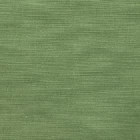 Halo - Tarragon - Grass and forest shades of green making up a horizontal streak pattern on fabric made entirely from polyester