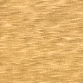 Halo - Gold - 100% polyester fabric made with a subtle caramel and honey coloured pattern of horizontal streaks