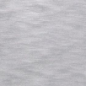 Halo - Feather Grey - A few very subtle horizontal streaks running across fabric made from white and very pale grey coloured 100% polyester