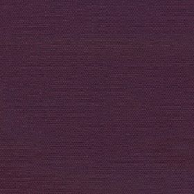 Hoy - Port - Plain cotton and linen blend fabric made in a flat grape shade of purple