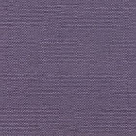 Hoy - Dusk - Lavender coloured speckles scattered over a cotton and linen blend fabric background in a darker shade of purple