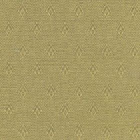 Fara - Palm - Olive green and dusky green coloured fabric made from cotton and linen with a subtle pattern of diamonds and speckles