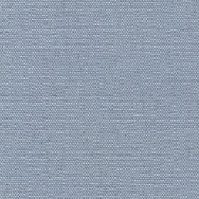 Hoy - Mineral Blue - Slightly flecked fabric woven from dusky blue and white coloured threads made with a cotton and linen blend