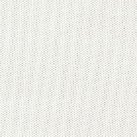 Merida - Vanilla - Very subtle light grey specks woven into white fabric containing a blend of viscose, polyester and cotton