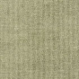 Merida - Thyme - Fabric blended from viscose, polyester and cotton in leaf green with some creamy yellow coloured threads woven through