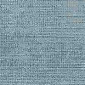 Kentia - Aquamarine - Steel blue coloured cotton and viscose blend fabric made with a few paler threads running through it