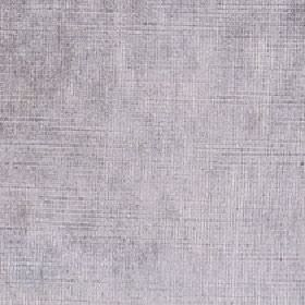 Kentia - Feather Grey - Very pale purple and grey colours combined to create a fabric with a mixed cotton and viscose blend