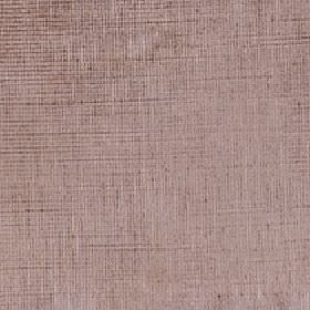 Kentia - Putty - A pinkish tinge covering light brown-beige coloured fabric made from cotton and viscose with a few slightly darker threads