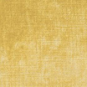 Kentia - Lemongrass - Honey coloured fabric made with a few lighter coloured patches and a cotton and viscose blend