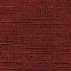 Kentia - Russet - Dark blood red coloured fabric made from 55% cotton and 45% viscose