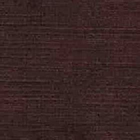 Kentia - Plum - Plain cotton and viscose blend fabric made from a combination of mulberry and a very dark shade of brown-black