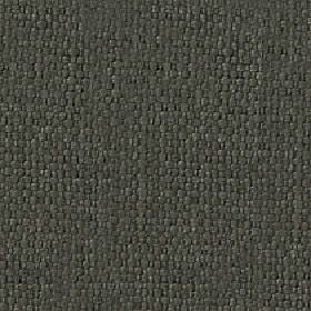 Kiloran - Dark Slate - Classic battleship grey coloured fabric woven from a blend of cotton and linen