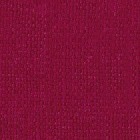 Kiloran - Rosewood - Rich raspberry coloured woven fabric containing a cotton and linen blend