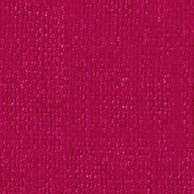 Kiloran - Crimson - Fabric woven in a rich, deep pink coloured blend of cotton and linen