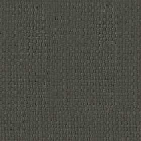 Kiloran - Metal - Plain fabric woven from cotton and linen in a dark, elegant shade of grey