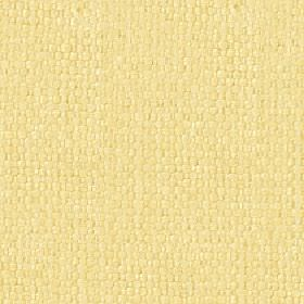 Kiloran - Gold - Cotton and linen blend fabric woven in a pale shade of creamy yellow