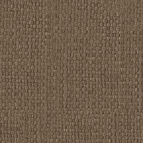 Kiloran - Pine Bark - Plain fabric woven from a dark grey-brown coloured blend of cotton and linen