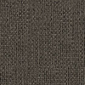 Kiloran - Otter - Cotton and linen blend fabric woven in a dark, elegant shade of grey