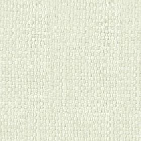 Kiloran - Oyster - Cotton and linen blend fabric woven from threads in a very pale shade of grey-white