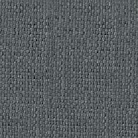 Kiloran - Platinum - Fabric woven from threads in classic gunmetal grey, made with a mixed cotton and linen content