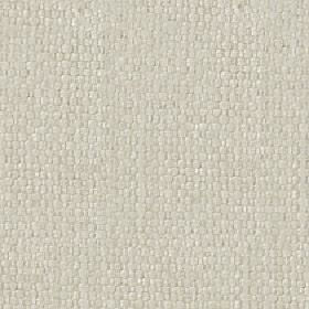 Kiloran - Linen - Cotton and linen blend fabric woven using very pale grey coloured threads