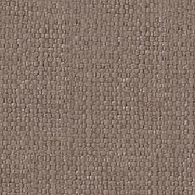 Kiloran - Simply Taupe - Dark grey cotton and linen blend fabric finished with a subtle lilac tinge